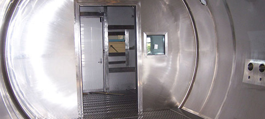 Heuch Environmental Test Chamber. Engineering.