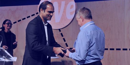 Steve Oakley Heuch Refrigeration Innovator of the Year CCN