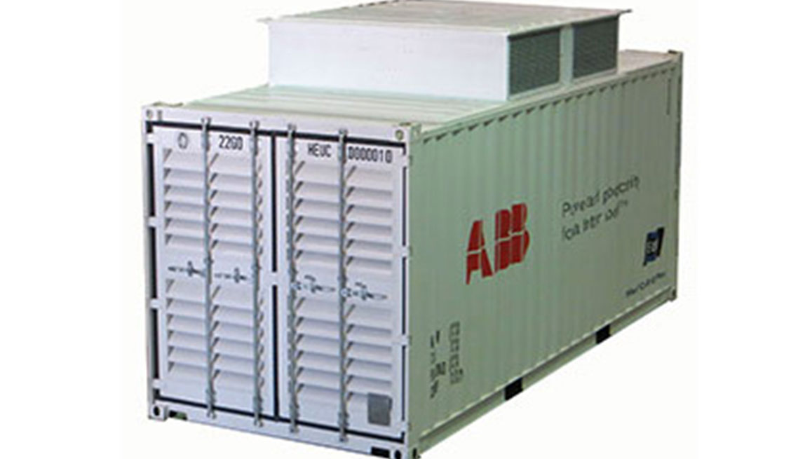 Containerized-Drive-Chiller