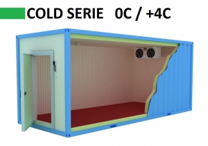 Containerised Cold Storages